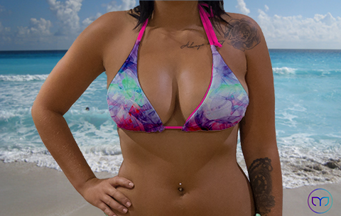Little Triangle Candy Vapor Marleez Bikinis