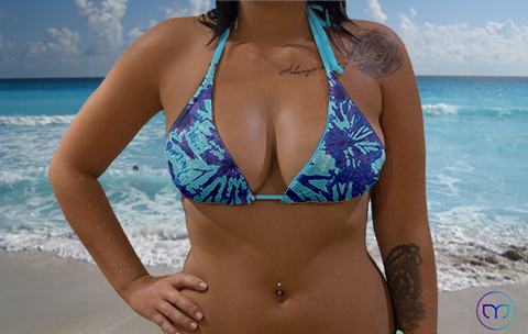 Little Triangle Mapple Tree Marleez Bikinis