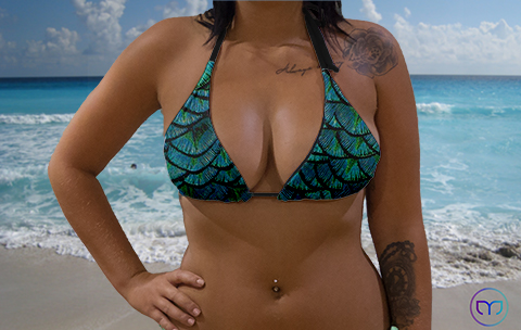 Little Triangle Mother of Dragon Marleez Bikinis