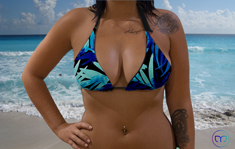 Little Triangle Waterpalm Marleez Bikinis
