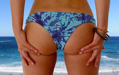 Cheeky Brazilian Mapple Tree Marleez Bikinis