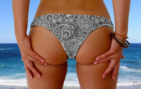 Cheeky Brazilian Oriental Dreams Marleez Bikinis