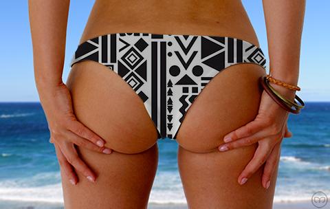 Cheeky Brazilian Urban Nights Marleez Bikinis