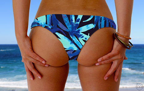 Cheeky Brazilian Waterpalm Marleez Bikinis