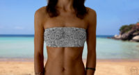 Graceful Bandeau Oriental Dreams
